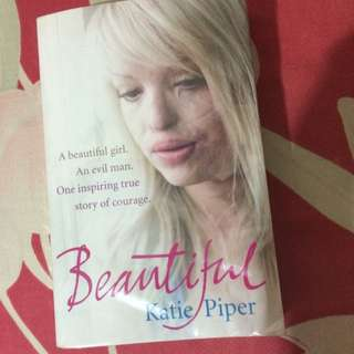 (U.P $17.95) Now $12! Beautiful By Katie Piper .