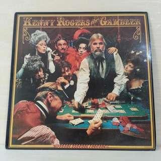 Vinyl Record Kenny Rogers The Gambler