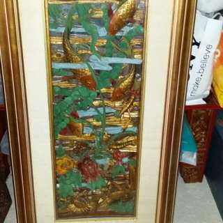 CHINESE Antique FRAMES