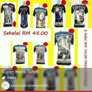 Super Hero Tshirt