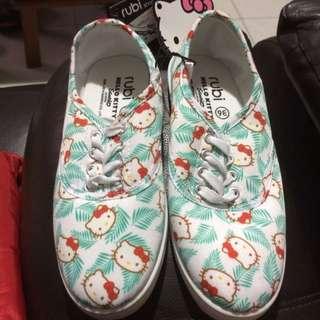 #PayDay30 BNWT Rubi Hello Kitty Sneakers