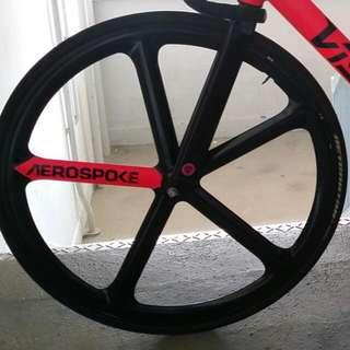 Selling Front Aerospoke 700c Fixie/track Bike/ Fixed Gear ..