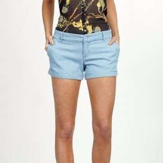 CO denim shorts