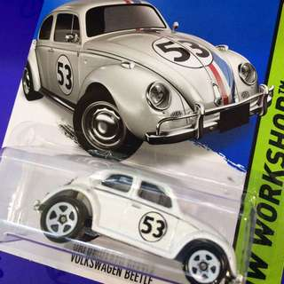 VW Bug (Hot Wheels)