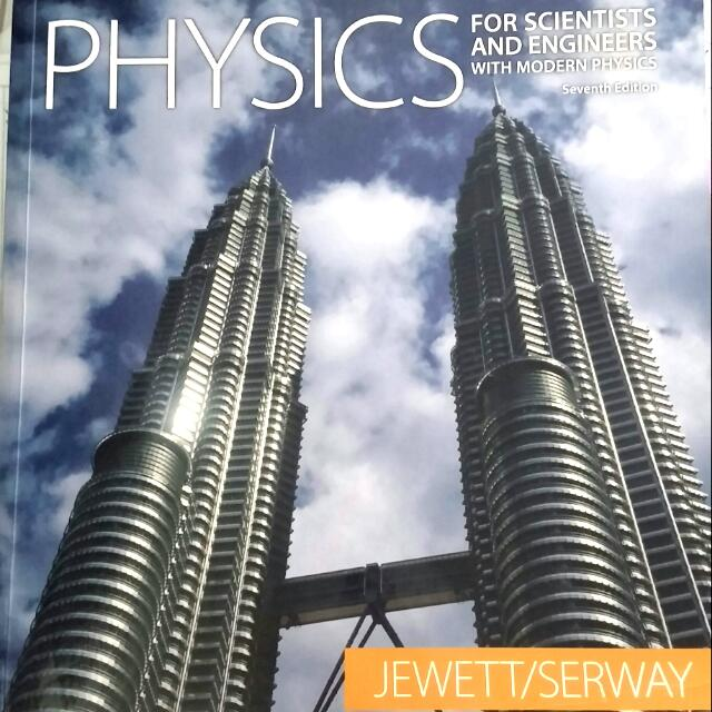 Physics For Scientists And Engineers With Modern Physics Books