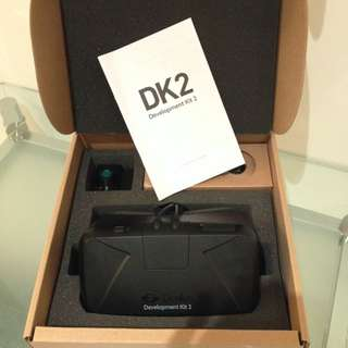 Oculus Rift DK2 new set VR Headset