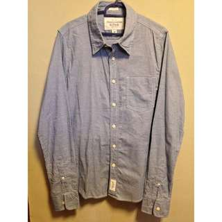 A&F Long Sleeve Shirt