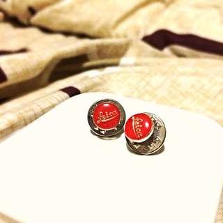 Leica Collar Pins