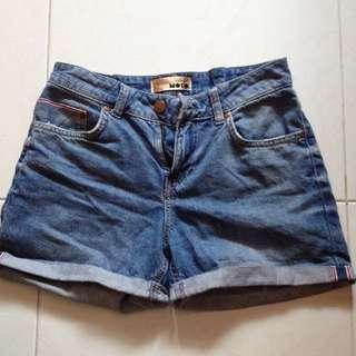 Topshop Classic Highwaist Shorts
