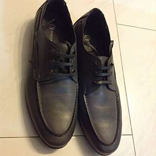 Leather Shoes (People Of Asia)