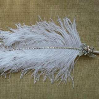 Wedding Feather Pen