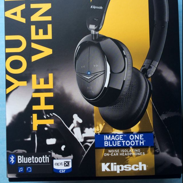 Klipsch Image One BLUETOOTH Headphone