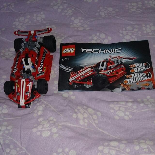 Lego Technic 42011 Toys Games On Carousell