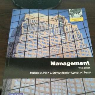 Management 3rd edition, international edition