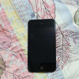 Ipod Touch 4G 32gb Black