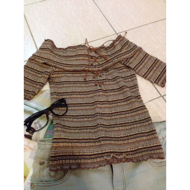 MNG Stretchable Top