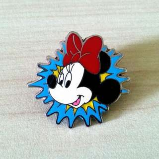 Disney Minnie Pin Collectible