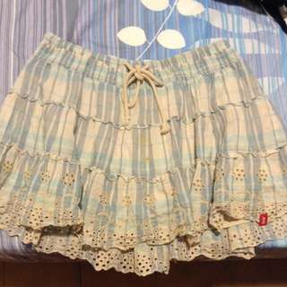 Authentic EDC Skirt