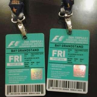 Tickets For Grand Prix