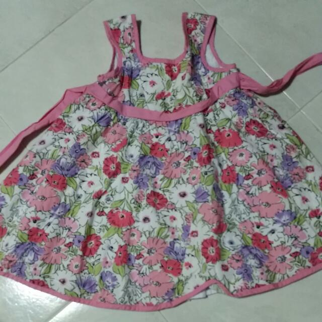 Toddler OshKosh Bigosh Floral Dress