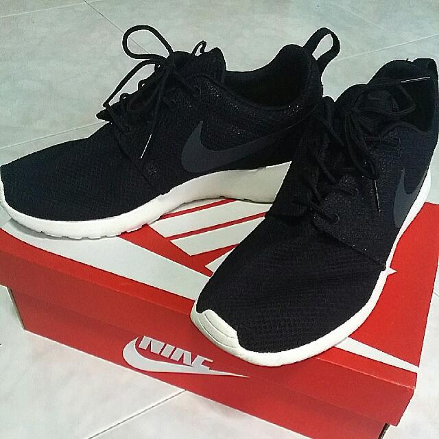 Nike Roshe Run Black Anthracite Sail