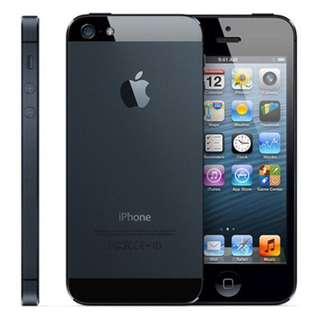 Iphone 5 32g Black