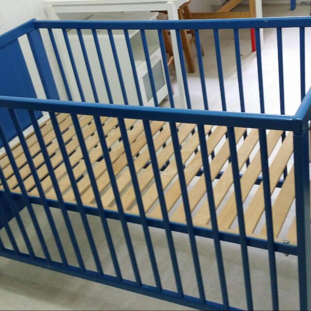 Baby Crib From IKEA