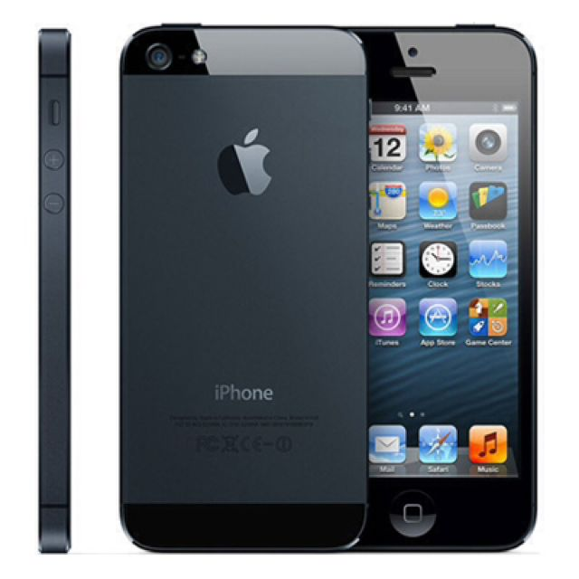 Iphone 5 32g Black