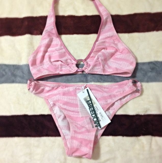 2 Piece Bikini Swimwear (Cavalli)