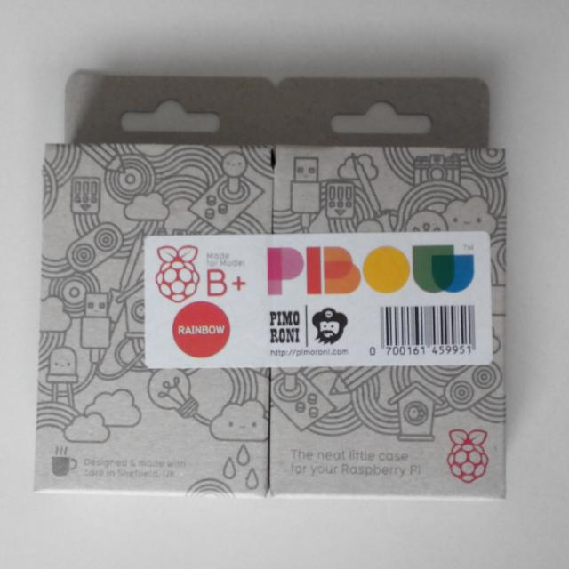 Pibow Rainbow / Ninja / Timber Case for Raspberry Pi (3, 2 & B+) BNIB