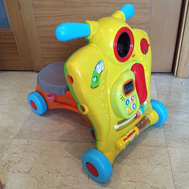 Toddler Walker and Mini Trike (all in one)