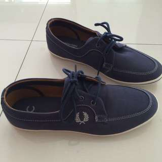 Brand New Authentic Fred Perry Shoes