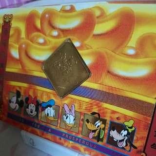 singapore mint Disney series