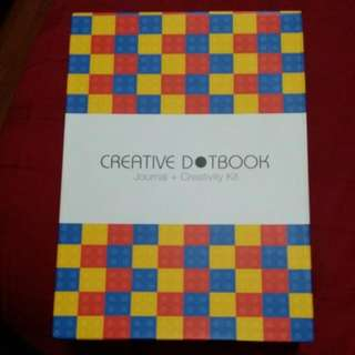 Creative Dotbook - Journal + Creative Kit