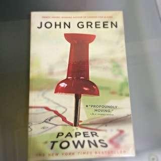 Papertown by John Green