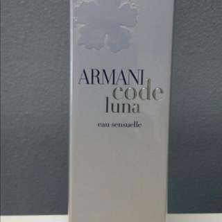 Armani Code Lune 75ml Sp Lady's