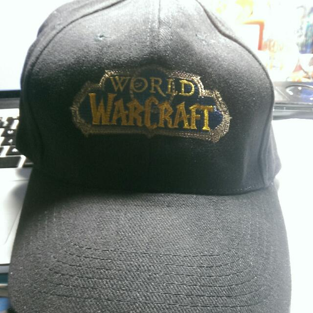 Price Revised!!!### Limited Edition Original World of warcraft hats