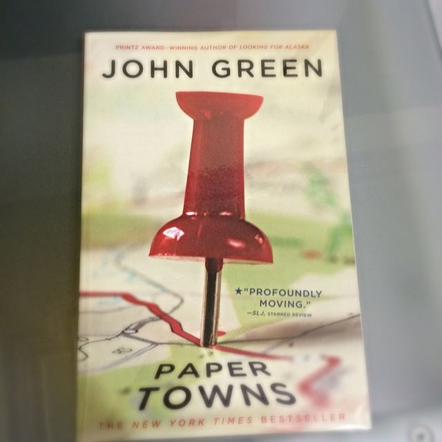 Papertown by John Green