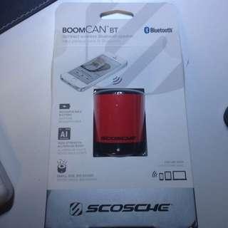BoomCAN Wireless Bluetooth speaker