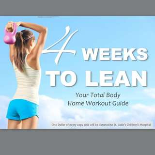 4 Weeks To Lean Workout + Meal Plan Guide