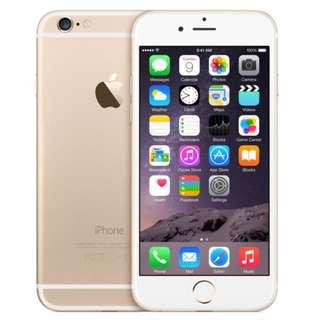 BNIB iPhone 6 64GB Gold sealed Apple Store