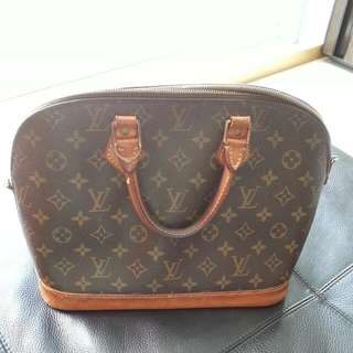 Vintage authentic LV Bag