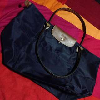 Longchamp Bilberry Large Long Handle