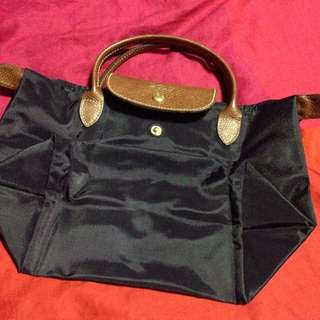 Longchamp Bilberry Small Short Handle