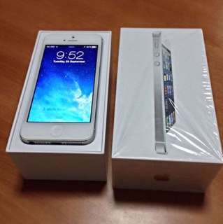 iPhone 5 With 64GB