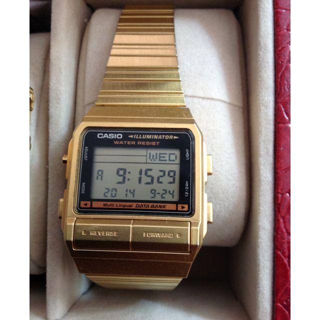 Casio Vintage Watch Preloved