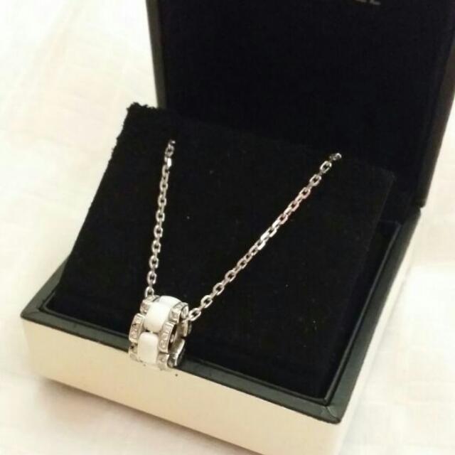 Chanel Diamond Necklace ( Retail $8k+, Letting Go $2.5k Neg)