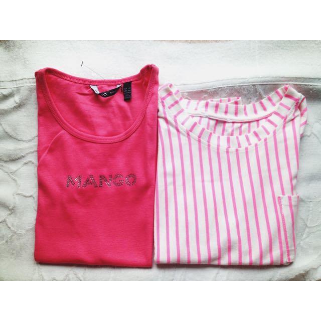 (BN) Mango shirt