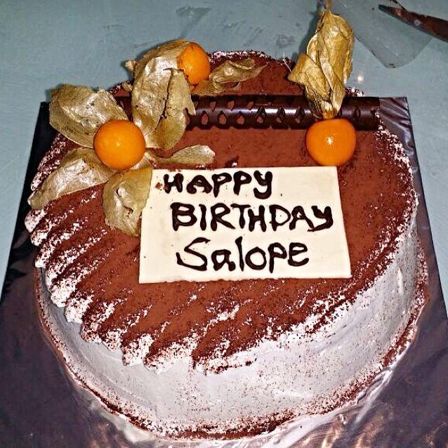 Tremendous Tiramisu Birthday Cake Everything Else On Carousell Funny Birthday Cards Online Necthendildamsfinfo