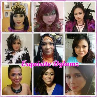 Makeover for any event at an affordable price
